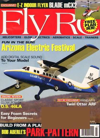 Fly RC Cover - 7/1/2010