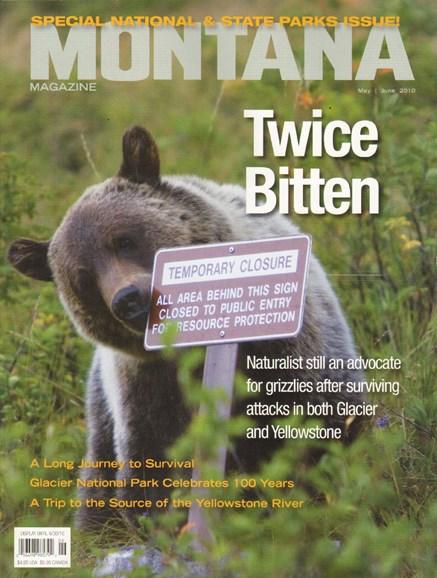 Montana Magazine Cover - 5/1/2010