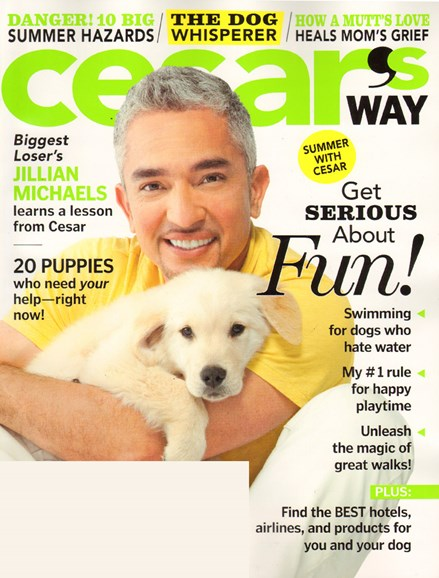 Cesar's Way Cover - 7/1/2010