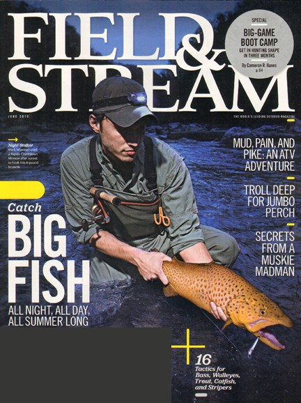Field & Stream Cover - 6/1/2010