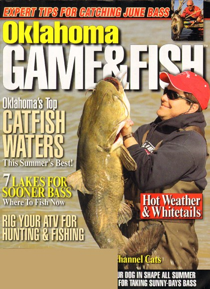 Oklahoma Game & Fish Cover - 6/1/2010