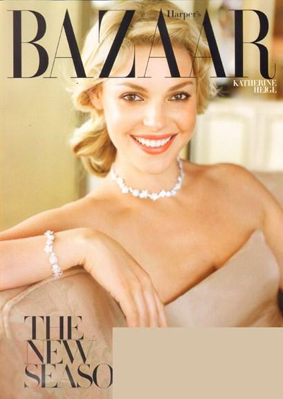 Harper's Bazaar Cover - 6/1/2010