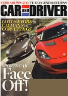 Car And Driver Magazine 7/1/2010