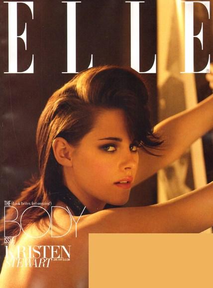ELLE Cover - 6/1/2010