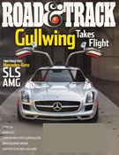 Road and Track Magazine 7/1/2010