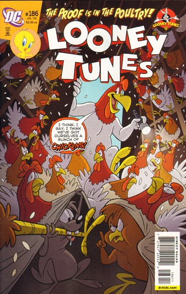 Looney Tunes Cover - 7/1/2010
