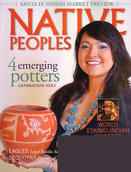 Native Peoples Cover - 7/1/2010