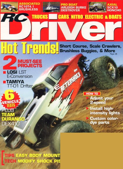 RC Driver Cover - 7/1/2010