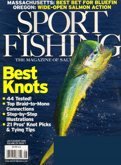Sport Fishing Cover - 7/1/2010