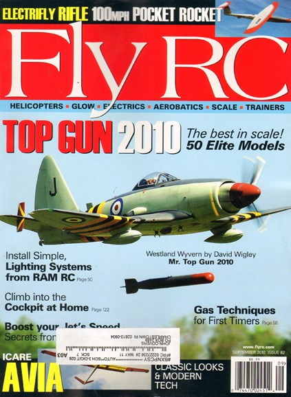 Fly RC Cover - 9/1/2010