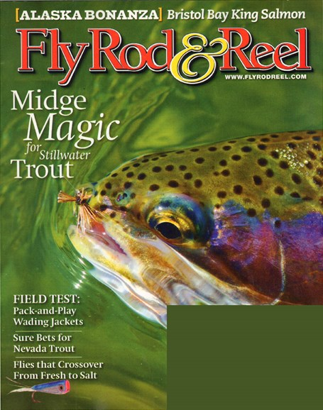 Fly Rod & Reel Magazine Cover - 6/1/2010