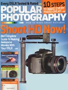Popular Photography Magazine 8/1/2010