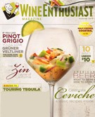 Wine Enthusiast Magazine 8/1/2010