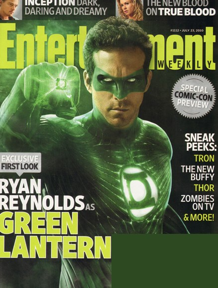 Entertainment Weekly Cover - 7/21/2010
