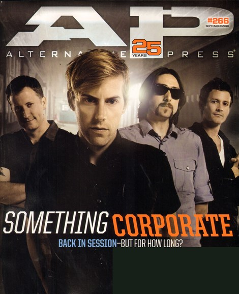 Alternative Press Cover - 9/1/2010