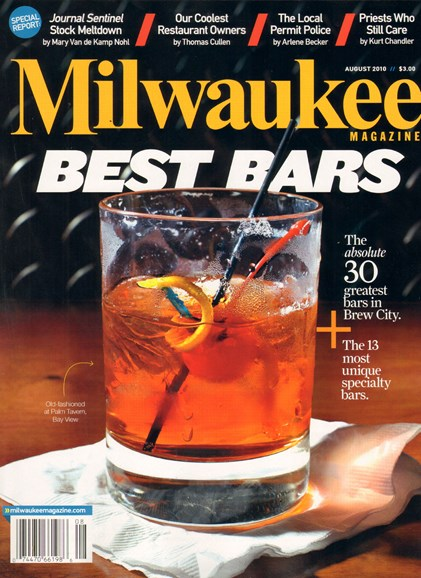 Milwaukee Cover - 8/1/2010