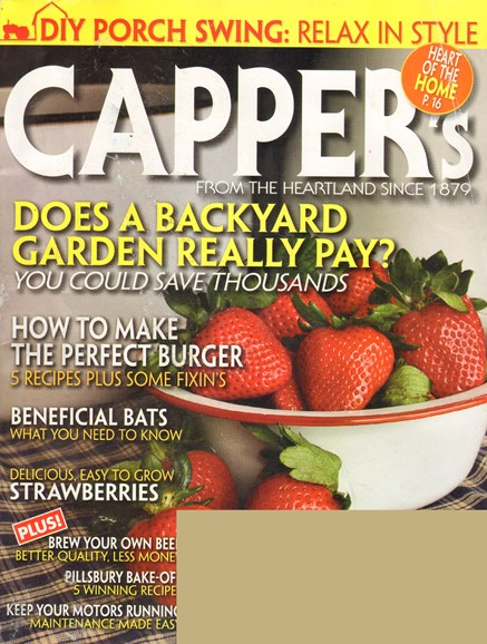 Capper's Cover - 8/1/2010
