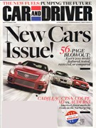 Car And Driver Magazine 9/1/2010