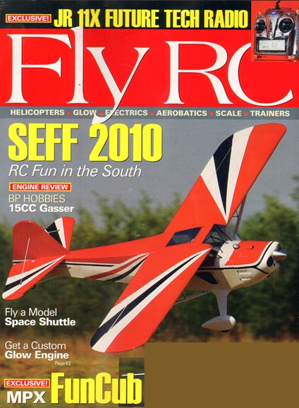 Fly RC Cover - 8/1/2010