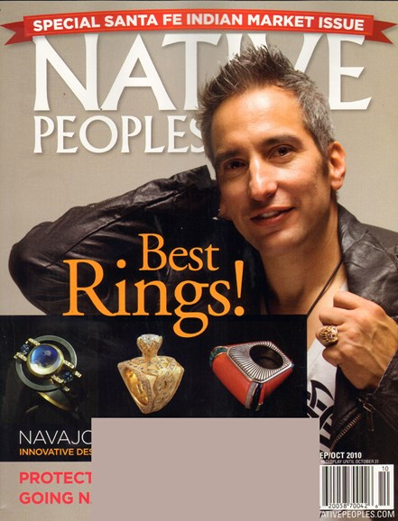 Native Peoples Cover - 8/1/2010