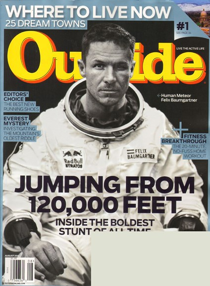 Outside Cover - 8/1/2010