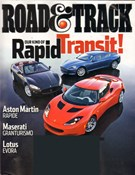 Road and Track Magazine 9/1/2010