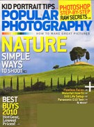 Popular Photography Magazine 9/1/2010