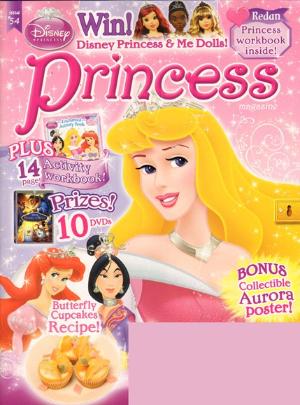 Disney Princess Cover - 9/1/2010