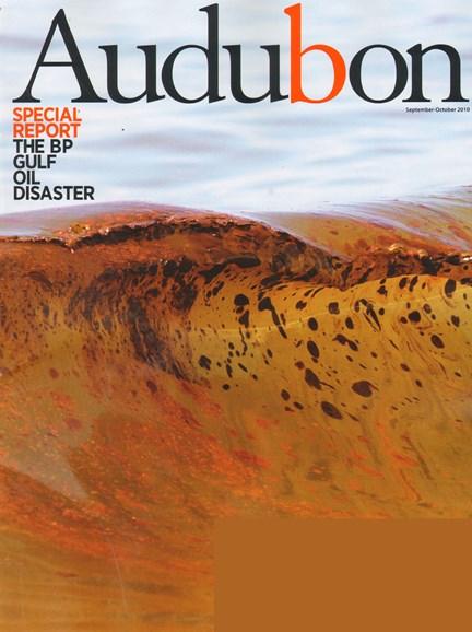 Audubon Cover - 9/1/2010
