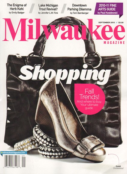 Milwaukee Cover - 9/1/2010