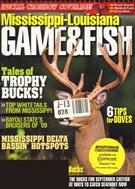 Mississippi Game & Fish 9/1/2010