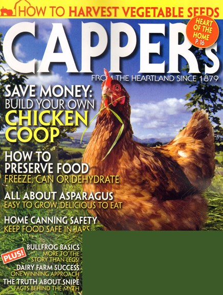 Capper's Cover - 9/1/2010