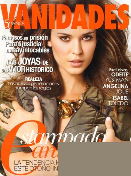 Vanidades Cover - 9/7/2010