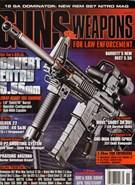 Guns & Weapons For Law Enforcement Magazine 11/1/2010