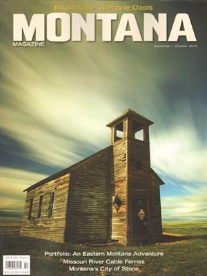 Montana Magazine | 9/1/2010 Cover
