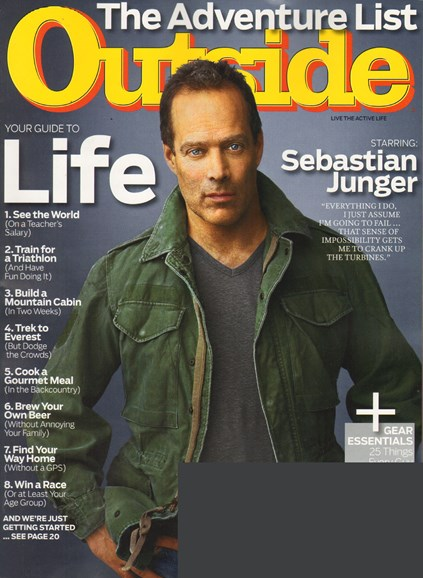 Outside Cover - 9/1/2010