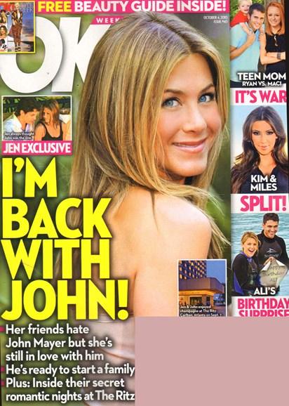 Ok! Cover - 10/4/2010