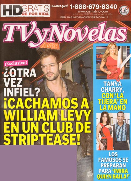 Tv Y Novelas Cover - 9/13/2010