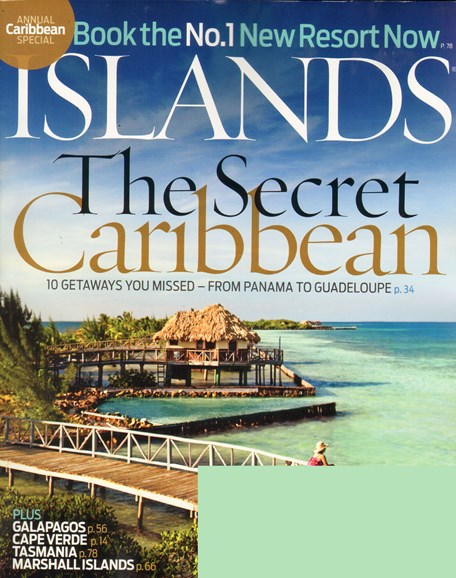 Islands Cover - 11/1/2010