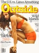 Outside Magazine 10/1/2010