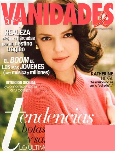 Vanidades Cover - 10/5/2010