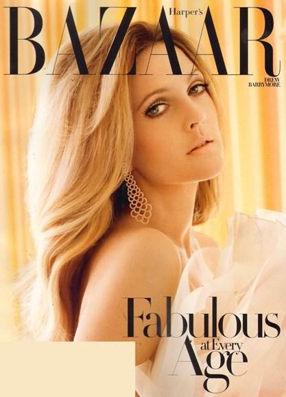 Harper's Bazaar Cover - 10/1/2010
