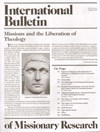 International Bulletin Of Missionary Research | 10/1/2010 Cover