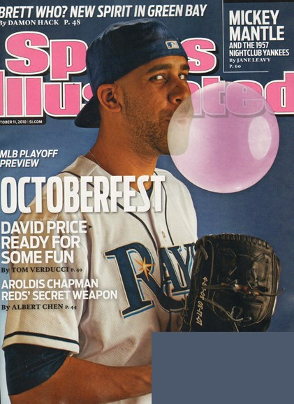 Sports Illustrated Cover - 10/1/2010
