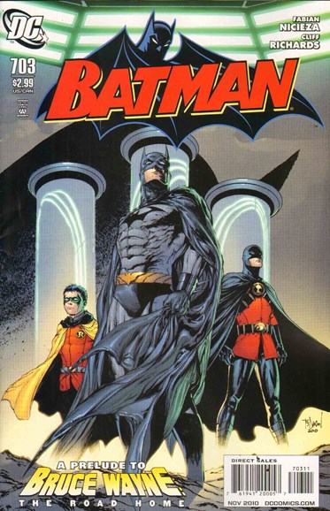 Batman Cover - 11/1/2010