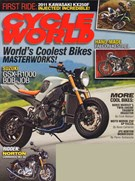 Cycle World Magazine 10/1/2010