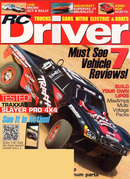 RC Driver Cover - 12/1/2010