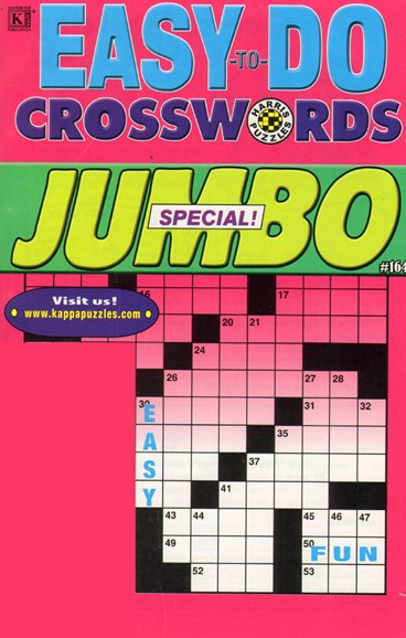 Lots of Easy Crosswords Cover - 12/1/2010