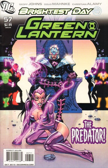 Green Lanterns Cover - 10/1/2010