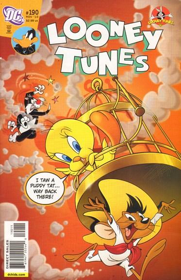 Looney Tunes Cover - 11/1/2010